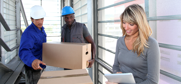 Can logistics software provide reliable customer delivery windows?