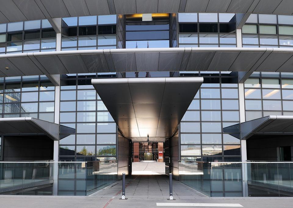 EU courtyard