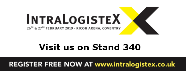Visit OBS Logistics on stand 240 at IntraLogisteX