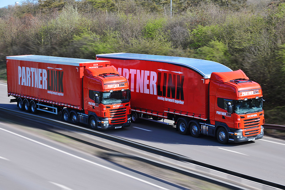 Partnerlink on the road to accurate freight tracking with CALIDUS ePOD and TTM