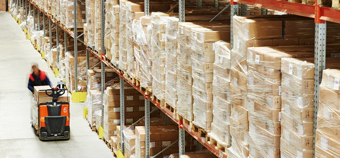 The golden triangle of warehouse management