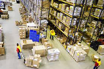 Warehouse and transport experts