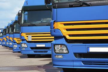 Manage transport assets