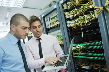 Our managed services are based in secure UK data centres