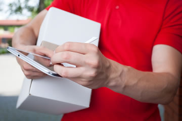 Tablet technology in the supply chain
