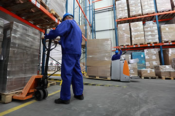 Adapt warehouse operations in real time