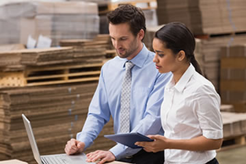 Integration with ERP systems offers total distribution management
