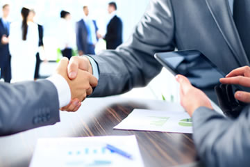 Partnerships give clients access to total logistics solutions
