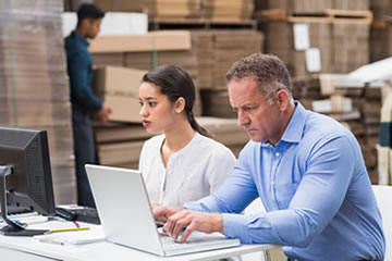 Fully integrated solution for warehouse, transport and supply chain management