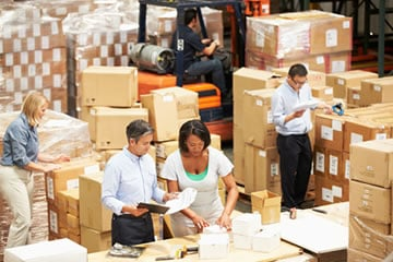 Best-of-breed transport and warehouse management software