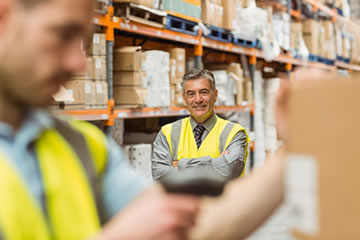 Real understanding of warehouse and transport environments