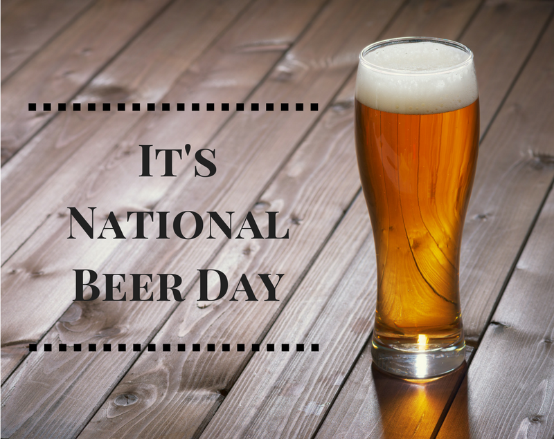 Celebrating Britain's National Beer Day