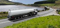 Tanker haulage