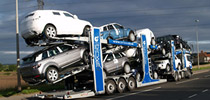 Vehicle logistics