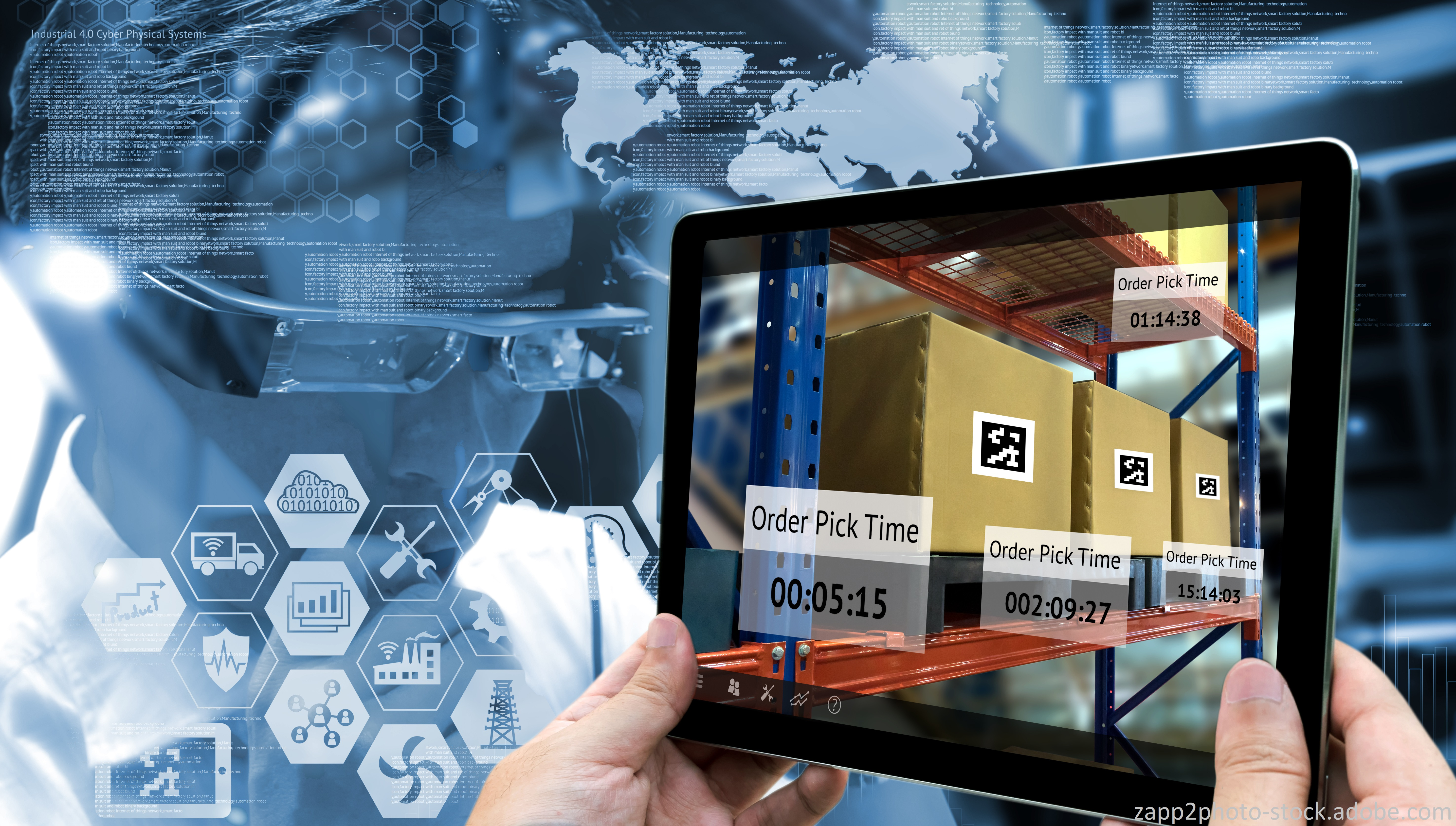 How has Technology Changed the Supply Chain?